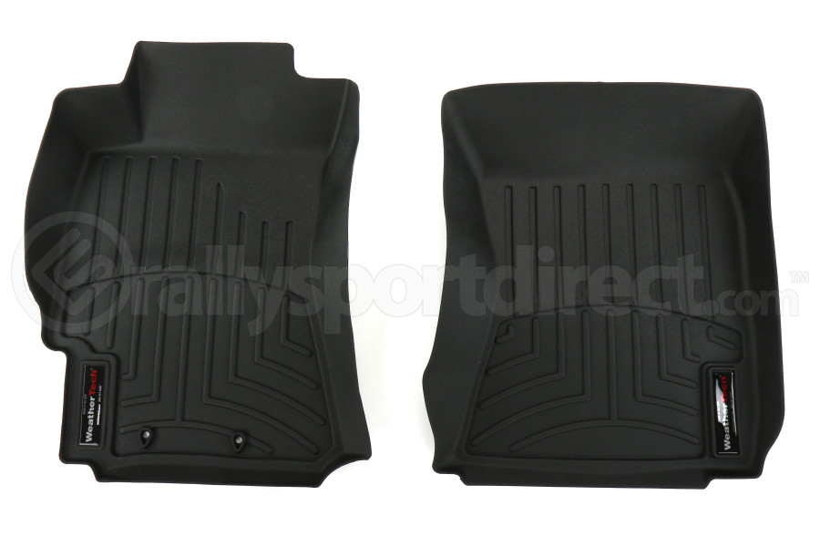 Weathertech Front Floor Liner Black (Part Number:441881)