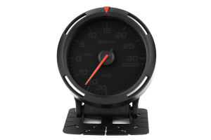 Defi Red Racer Boost Gauge Imperial 60mm 30 PSI (Part Number: )