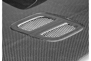 Seibon Carbon Fiber OE Style Hood - Subaru Impreza 1998-2001