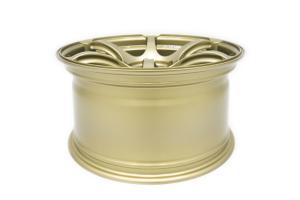 Advan RGIII 18x9.5 +45 5x100 Racing Gold Metallic - Universal