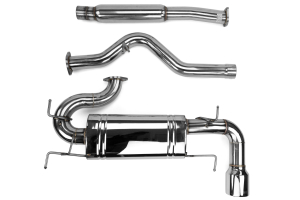 X-Force Cat Back Exhaust ( Part Number:XFO ES-SW08-CBS)