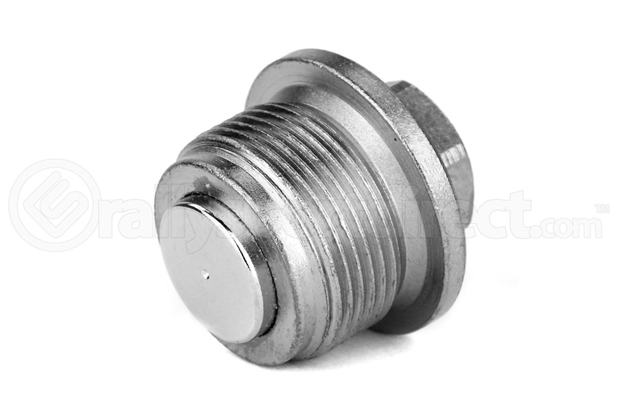 Dimple Magnetic Transmission/Front Differential Drain Plug M26x1.5x16 ( Part Number:DIM M26X1.5X16)