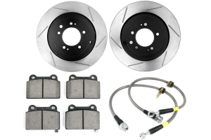 Stoptech Sport Kit Slotted Rear ( Part Number:STP 977.46001R)