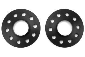 HR Springs Trakplus Wheel Spacer Pair 5x112 15mm Black - Universal