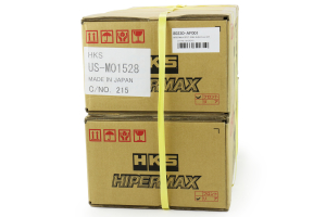 HKS Hipermax IV-GT Coilover Kit (Part Number: )