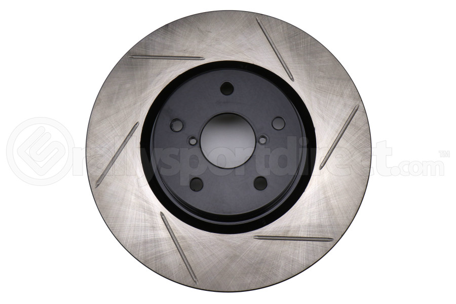 Stoptech Slotted Rotor Single Front Left - Subaru WRX 2015-2021