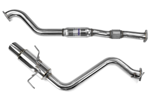Invidia N1 Cat Back Exhaust Single (Part Number: )