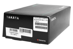Takata Drift II 4-Point Harness Black Bolt-On ( Part Number:TAK 74001-0)