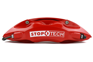 Stoptech ST40 Big Brake Kit Front 355x32 Rotor Red ( Part Number:STP 83.843.4700.71)