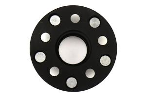 ISC Suspension Wheel Spacers 15mm 5x100 Black Pair (Part Number: )