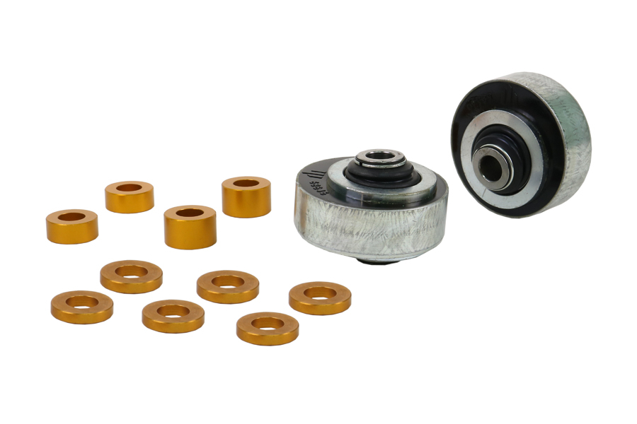 Whiteline Front Control Arm Lower Inner Rear Anti-Lift Caster Bushing - Subaru STI 2011+ / WRX 2015+