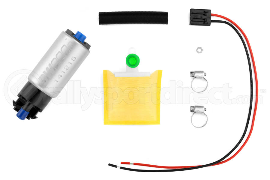 DeatschWerks DW300c Series Fuel Pump w/ Install Kit ( Part Number:DET 9-309-1000)