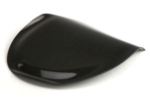 Tomei Carbon Left Side Rear Bumper Cover - Ford Mustang EcoBoost Fastback 2015+