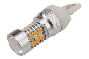 Diode Dynamics 7443 HP24 LED Cool White Switchback Bulb - Universal