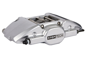 Stoptech ST-22 Big Brake Kit Rear 345mm Silver Slotted Rotors (Part Number: )