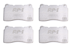EBC Brakes RP1 Front Brake Pads - Subaru Models (Inc. WRX 2015 - 2017)