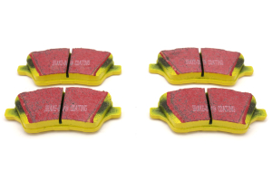 EBC Brakes Yellowstuff Street And Track Front Brake Pads - Ford Fiesta ST 2014+