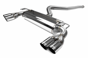 COBB Tuning Cat Back Exhaust Stainless Steel - Mitsubishi Evo X 2008-2015
