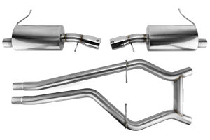 aFe Cat Back Exhaust (Part Number: )