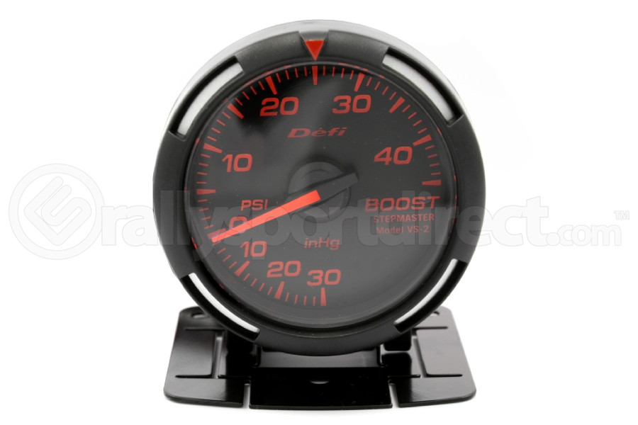 Defi Red Racer Boost Gauge 52mm 45 PSI (Part Number:DF14602)