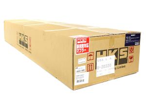 HKS ES Premium Cat Back Exhaust - Subaru WRX / STI Sedan 2011-2014