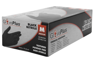 Ammex GlovePlus Medium Mechanics Gloves (Part Number: )