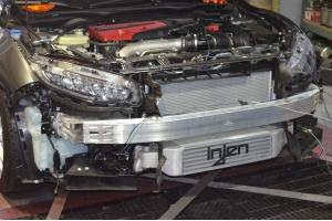 Injen Front Mount Intercooler - Honda Civic Type R 2017+