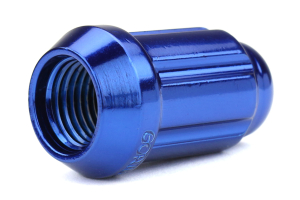 Gorilla Small Diameter Acorn Blue Lug Nuts 12x1.25 (Part Number: )