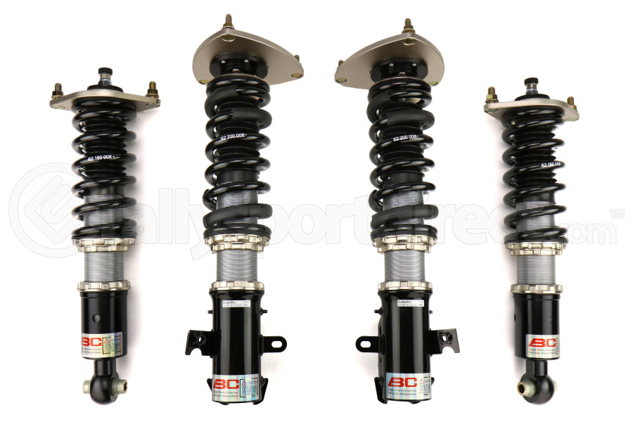 BC Racing DR Series Coilovers (Part Number:F-25-DR)