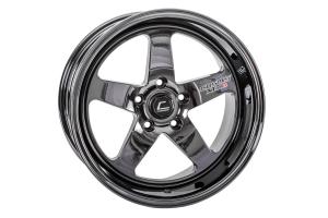 Cosmis Racing Wheels XT-005R 18x10 +20 5x114.3 Black Chrome - Universal