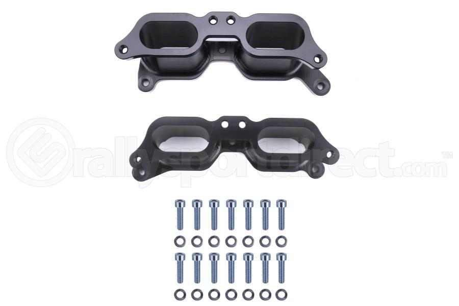 IAG Lower Intake Plenum Black - Subaru WRX 2015 - 2020
