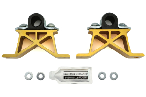 Whiteline Forged Aluminum Sway Bar Mounts 24mm ( Part Number: KBR21-24)