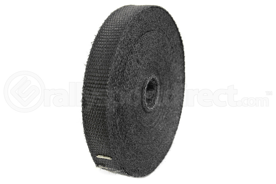Thermo Tec Exhaust / Header Wrap Graphite Black 1in x 50ft ( Part Number:THE 11021)