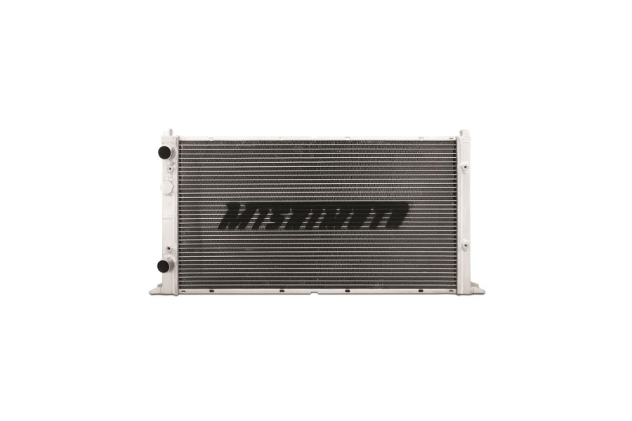 Mishimoto Performance Aluminum Dual Pass Radiator Manual Transmission - Volkswagen Golf VR6 1994-1998
