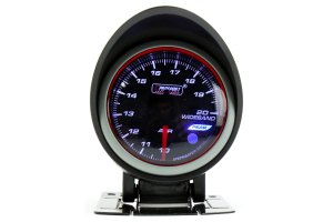 ProSport Wideband Air Fuel Ratio Guage w/O2 Sensor Blue/White/Amber 52mm (Part Number: 216HLAFR270-PKWB4.9-WO)