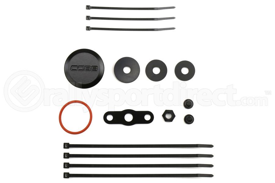 COBB Tuning Rear Wiper Delete - Subaru Models (inc WRX/STI Hatchback 2008-2014)