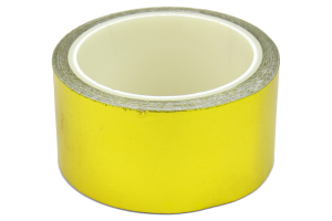 ProSport Gold Reflective Heat Tape 2in x 30ft Roll ( Part Number:PRS HEA-GWRAP-30)