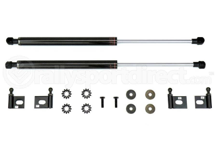 ProSport Carbon Fiber Hood Dampers (Part Number:HD-MITS.EVO 789)