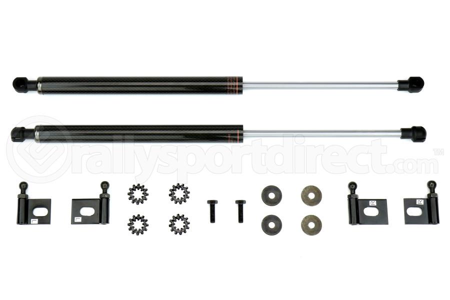 ProSport Carbon Fiber Hood Dampers ( Part Number:PRS HD-MITS.EVO 789)