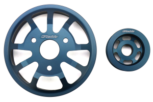 GReddy 2 Piece Water/Alt Pulley Kit ( Part Number: 13512112)