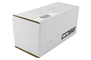 COBB Tuning Delrin Shift Knob White/Black ( Part Number:COB 2M1350-W-BK)
