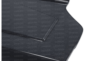 Seibon Carbon Fiber Rear Seat Panels (Part Number: BSP1213SCNFRS)