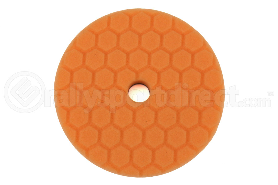 Chemical Guys Hex-Logic Quantum Buffing Pad Orange - Universal