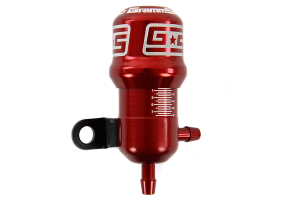 GrimmSpeed Universal Manual Boost Controller Red ( Part Number:GRM 070002R)