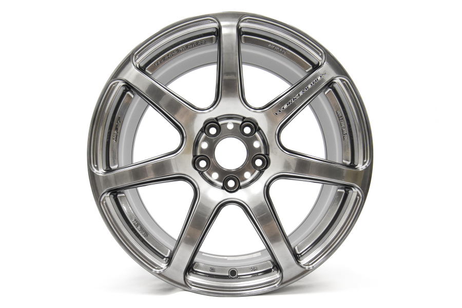 Work Emotion T7R 5x100 GT Silver - Universal