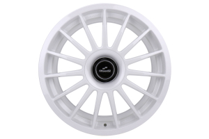 fifteen52 Podium 18X8.5 +35 5x114.3 / 5x100 Rally White - Universal