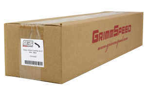 GrimmSpeed HiFlow Exhaust Manifold Crosspipe Ceramic Coated ( Part Number:GRM 002002)