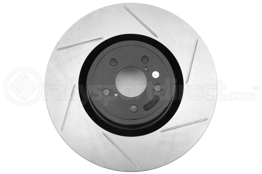 Powerslot Slotted Front Left Rotor Single ( Part Number:PWS 126.47019SL)