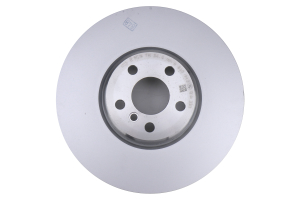 SSBC 23631AA3R Drilled Slotted Plated Front Passenger Side Rotor for 2002-05 Trailblazer with 113 Wheelbase