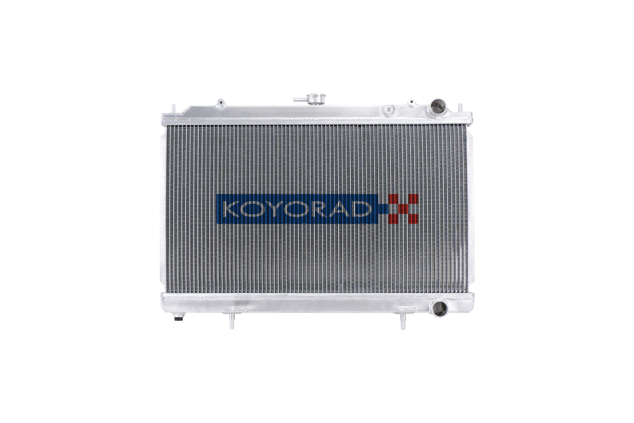 Koyo Aluminum Racing Radiator Manual Transmission - Nissan 240SX 1995-1998